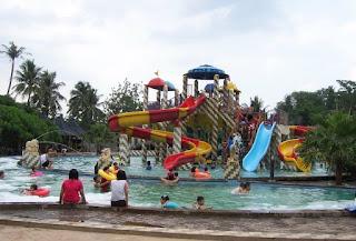 Kolam Renang Water Park Ceria