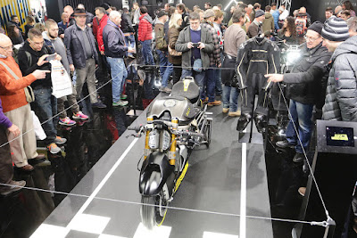 Foto 8 de la Ducati_Draxter