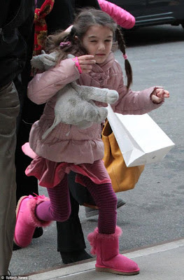 Suri Cruise Clothes Blog February 2013
