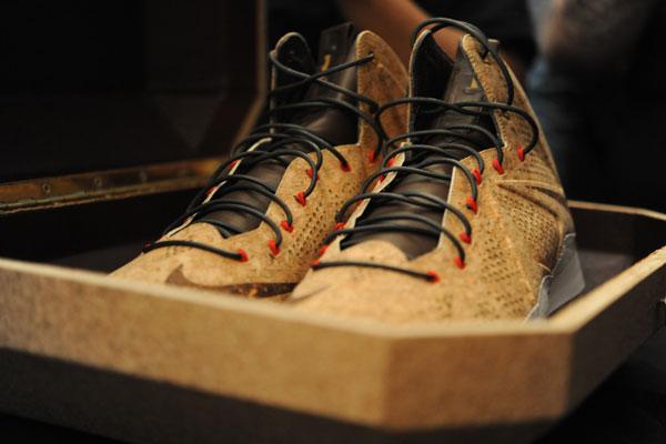 The Nike Sportswear LEBRON X cork shoe launches globally in December    Nike Lebron X Cork Box