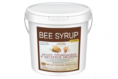Σιρόπι τροφοδοσίας και διέγερσης μελισσιών της ΜΕΛΙΣΣΟΚΟΜΙΚΗΣ ΑΘΗΝΩΝ