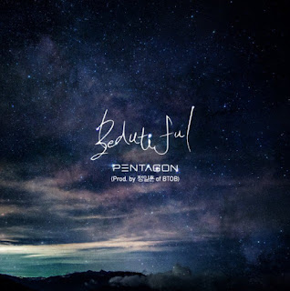 Lyric : Pentagon - Beautiful