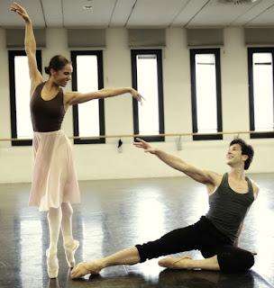 Romeo e Giulietta con Bolle e Copeland in TV e al cinema