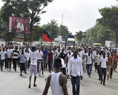 Operation Python Dance a Jihad on Biafra land – IPOB