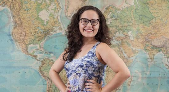 Com apenas 18 anos, ela passou em Stanford e vai cursar Computação.