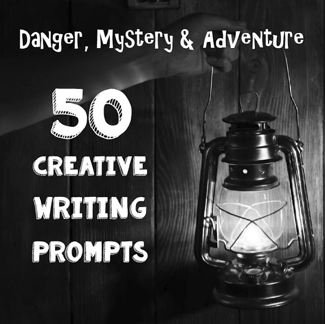 50 Creative Writing Prompts by The Thinking Tree