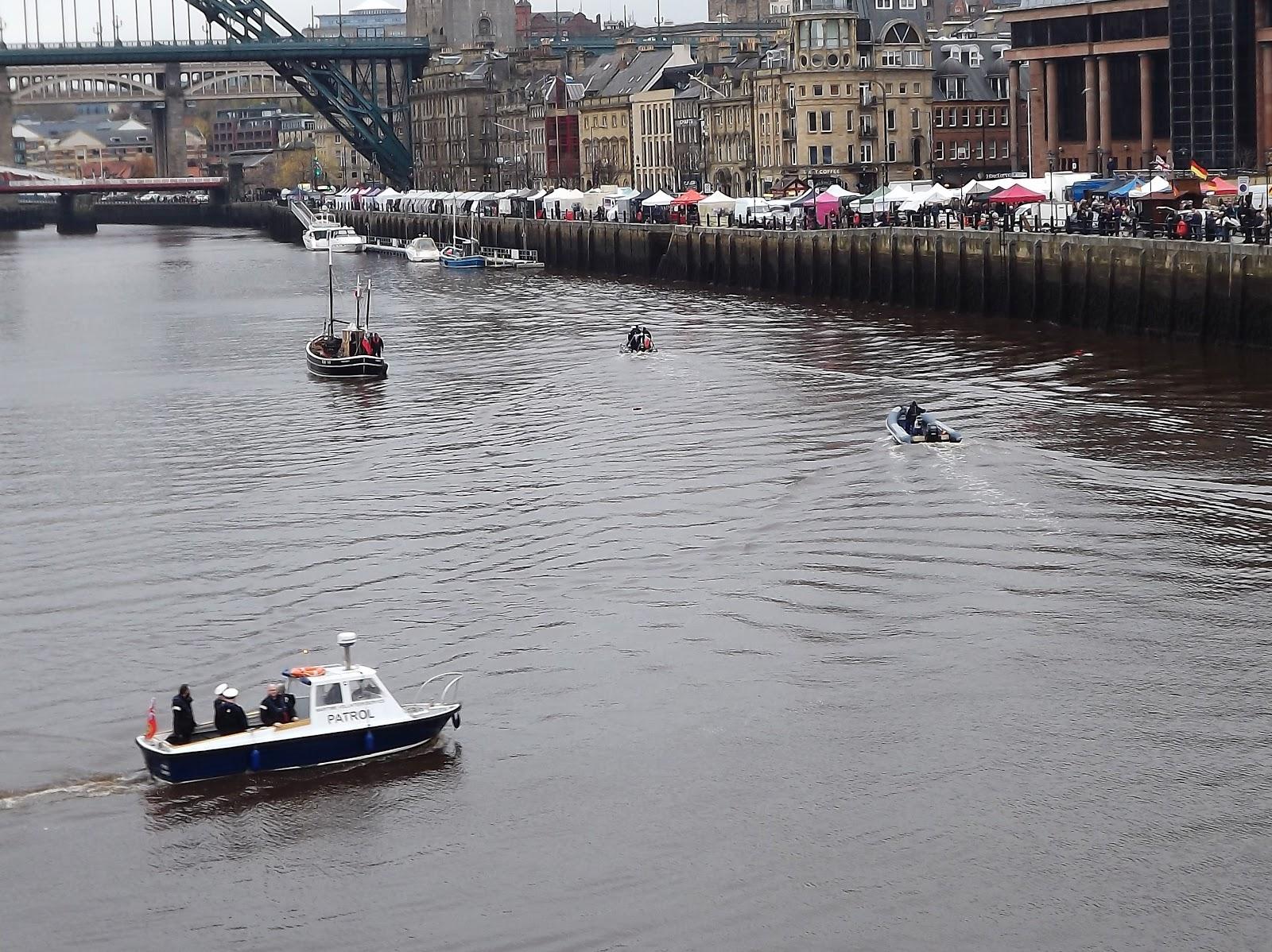 Remembrance Sunday Newcastle