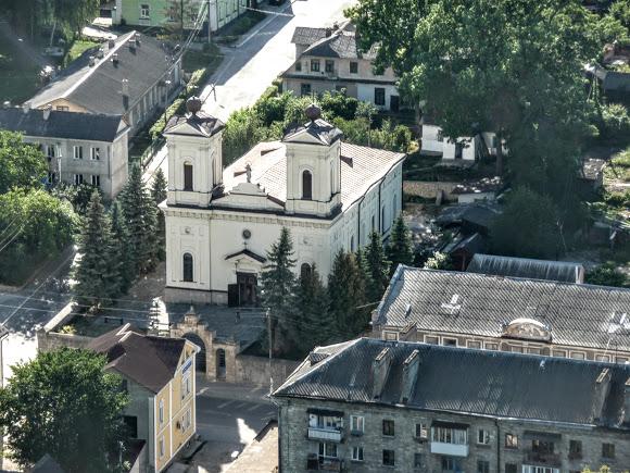 Кременець. Костел святого Станіслава
