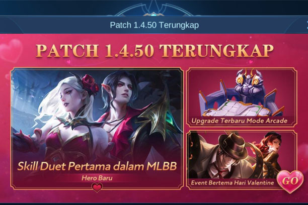 download mobile legend patch 1.4.50