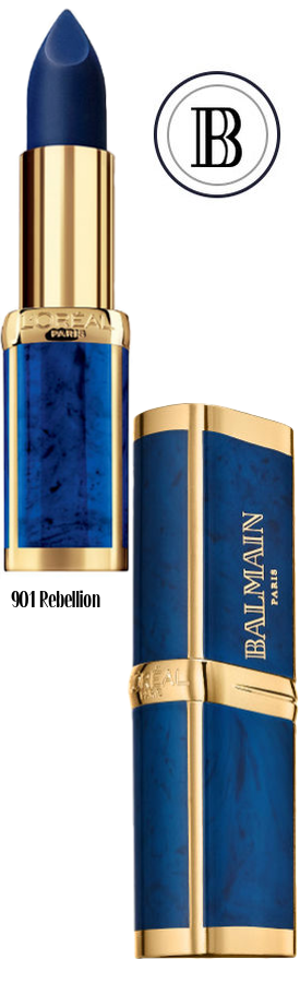 Balmain x L'Oréal Paris Collection