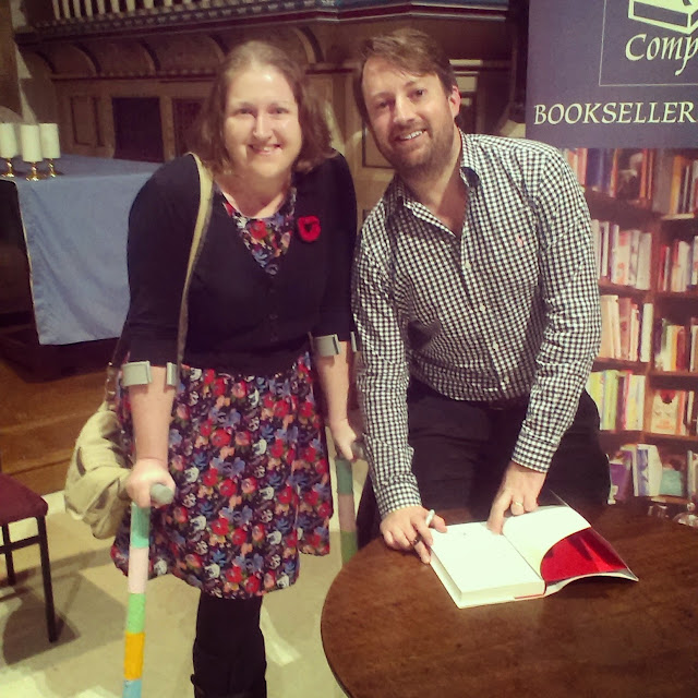 Duck and David Mitchell