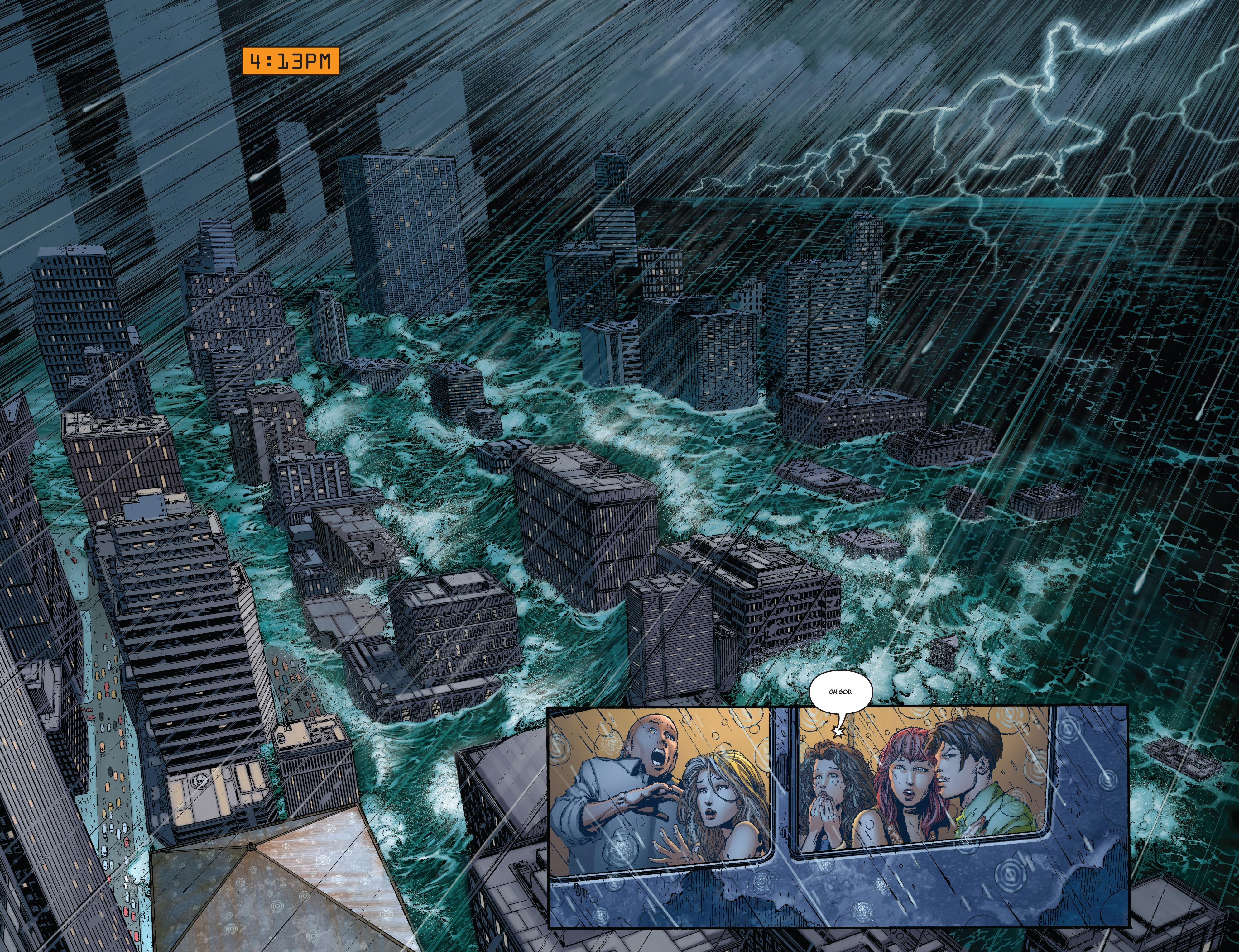 Read online Ultimatum comic -  Issue #1 - 8