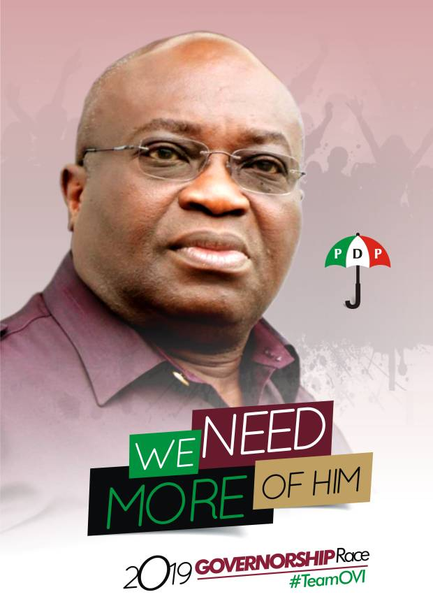 PDP Adopts Gov.Ikpeazu As It's Sole Candidate For 2019 Gubernatorial Election.