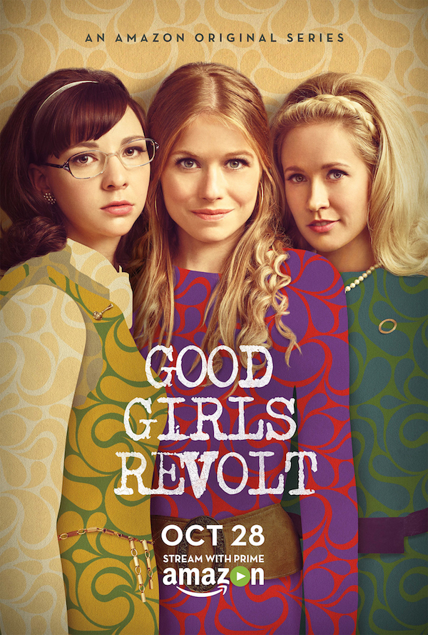 serieS de tv Good Girls Revolt temporada 1 estreno españa