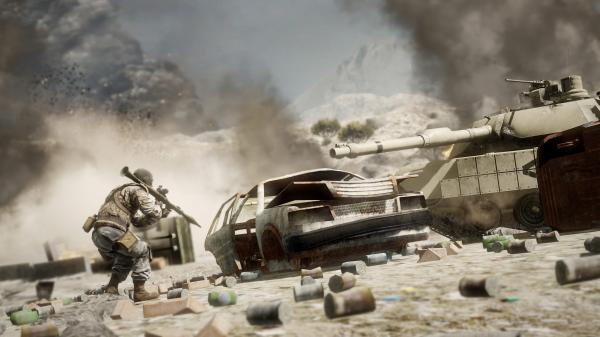تحميل لعبة ساحة المعركة 2 برابط مباشر