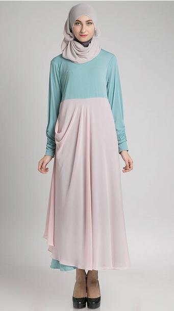 Model Baju Hamil Muslim Trendy