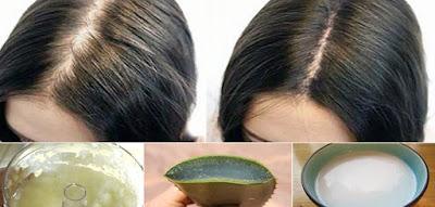 وصفة خطيرة لوقف تساقط الشعر واعادة انباته