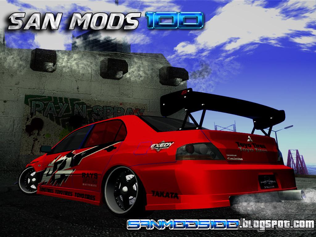Gta 3 Drift Mod