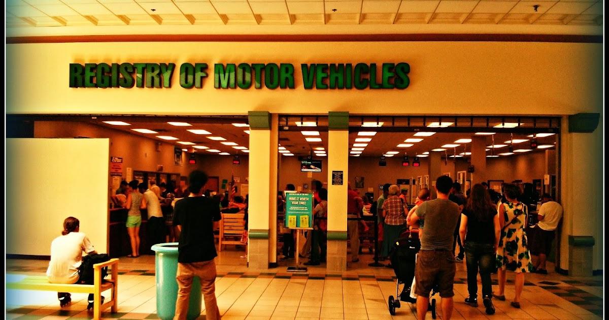 The massachusetts registry of motor vehicles rmv for Massachusetts registry of motor