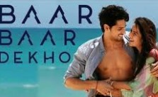 Baar Baar Dekho 2016 Hindi Movie Watch Online