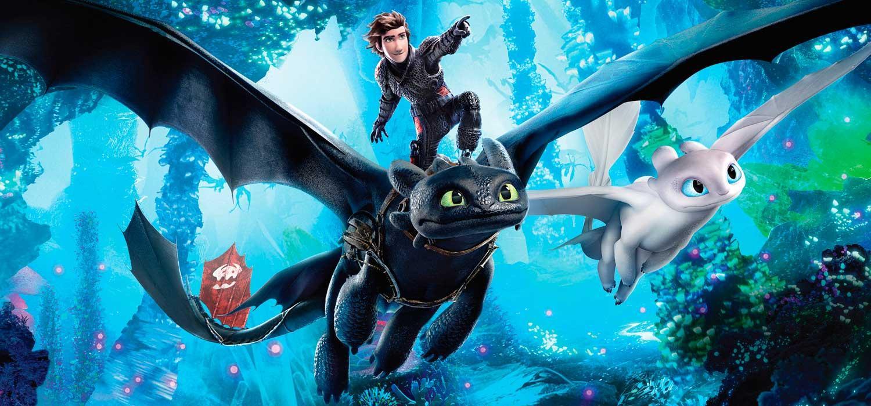 La Ciencia De La Vida Los Dragones De Como Entrenar A Tu Dragón 3 Furia Nocturna