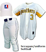 Seragam / Uniform Softball