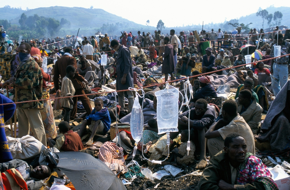 rwanda civil war or genocide Collapse, war & reconstruction in rwanda: an analytical narrative on state- making  civil war, and culminated in the genocide of 1994 after the genocide  and.