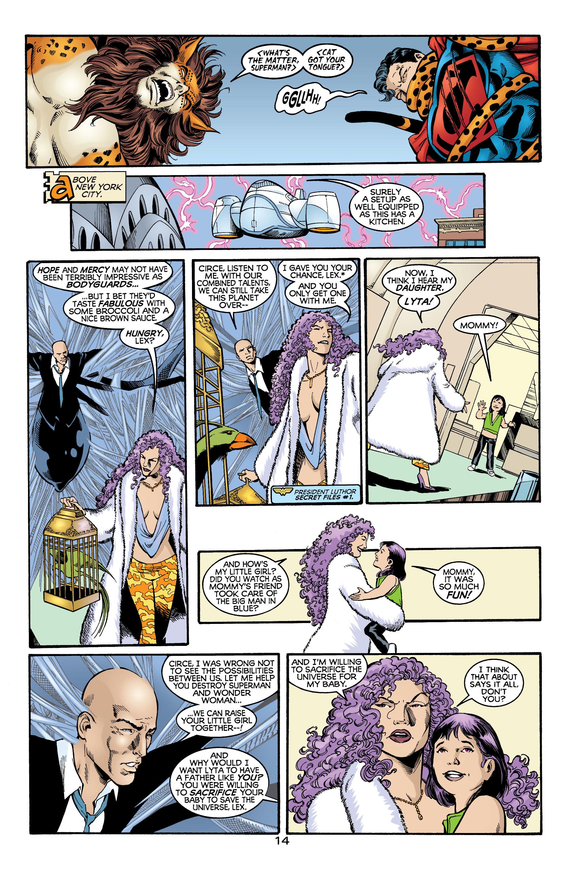 Read online Wonder Woman (1987) comic -  Issue #174 - 15
