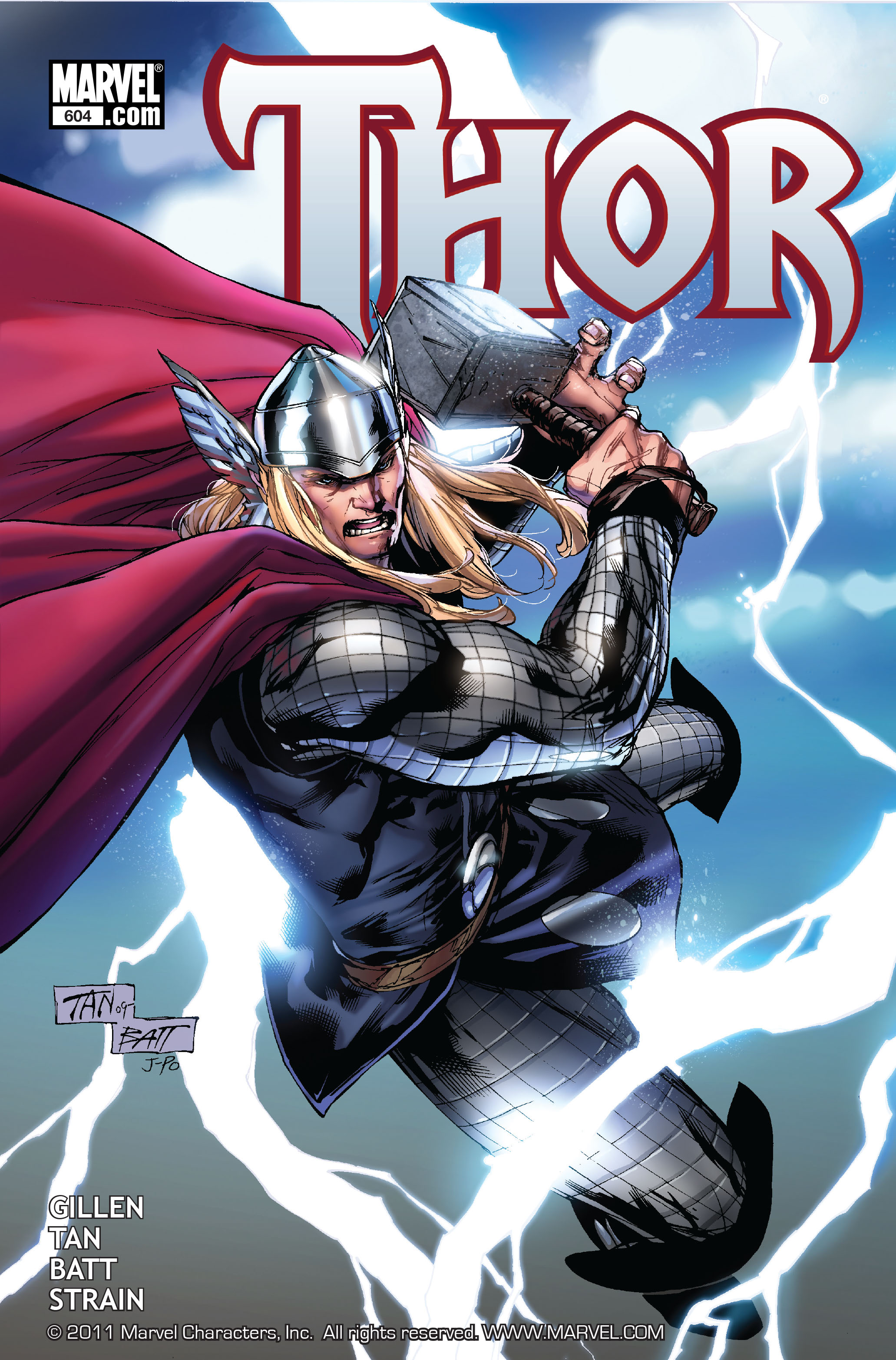 Thor (2007) Issue #604 #17 - English 1