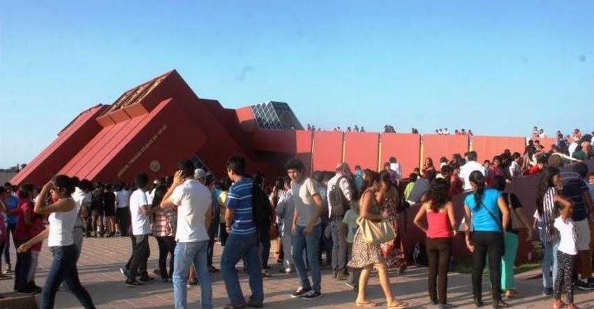 Más de 13 mil personas visitaron museos regionales durante Fiestas Patrias en Lambayeque