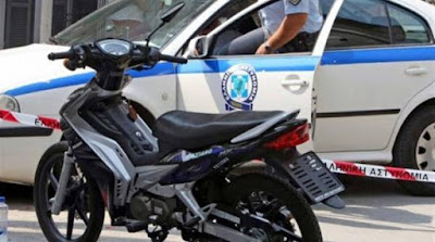Συνελήφθησαν 2 Αλβανοί για κλοπή μηχανής