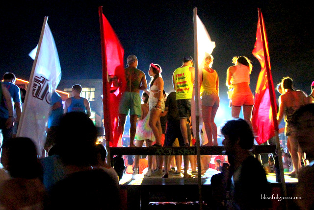 Full Moon Party Koh Pangan Thailand Blog