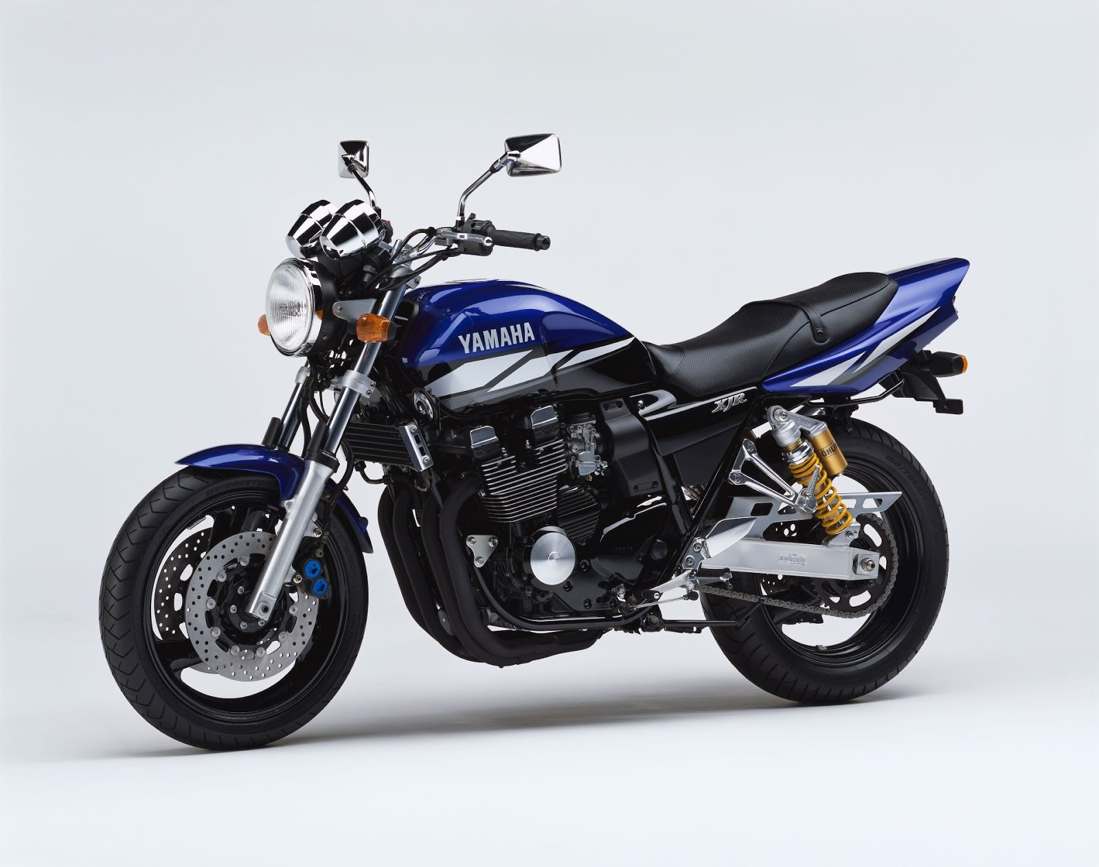 Planet Japan Blog: Yamaha XJR 400 2003