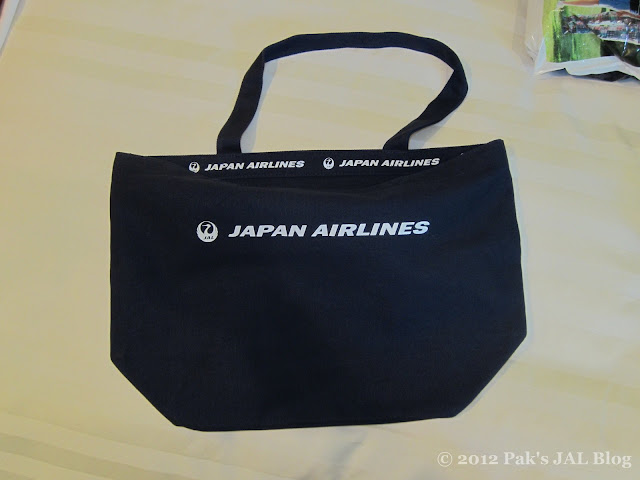 JAL Original Tote in navy