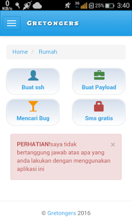 SSH CONFIG INTERNET GRATIS: Gretongers : Aplikasi pembuat ssh