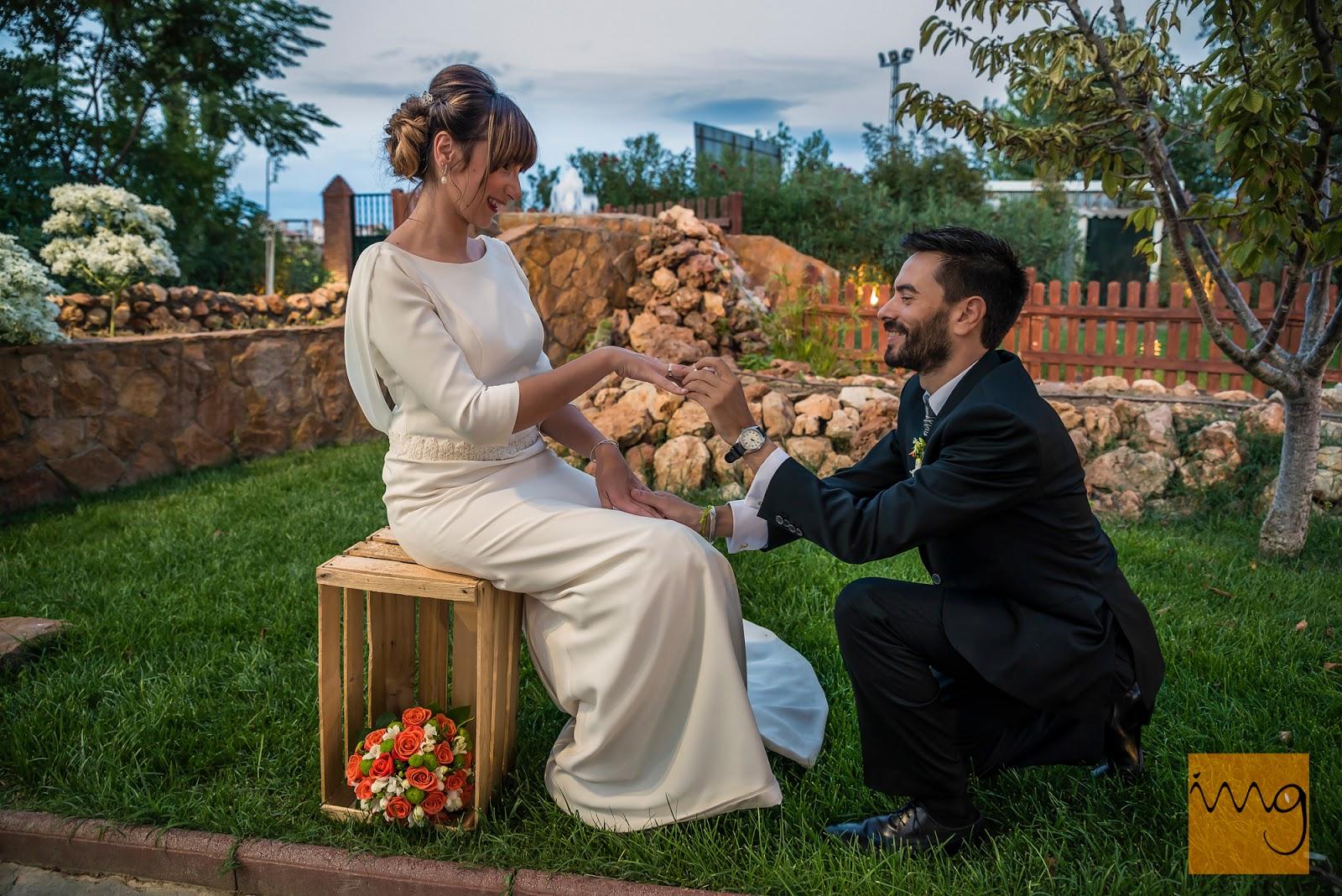 Fotos de boda después de la ceremonia