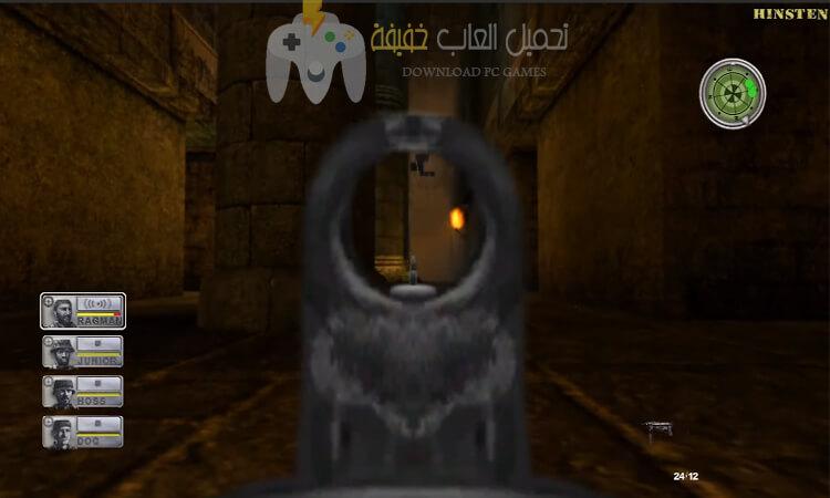تحميل لعبة عاصفة الصحراء 3