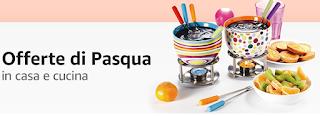 Logo Amazon di Pasqua: scopri le offerte per casa e cucina