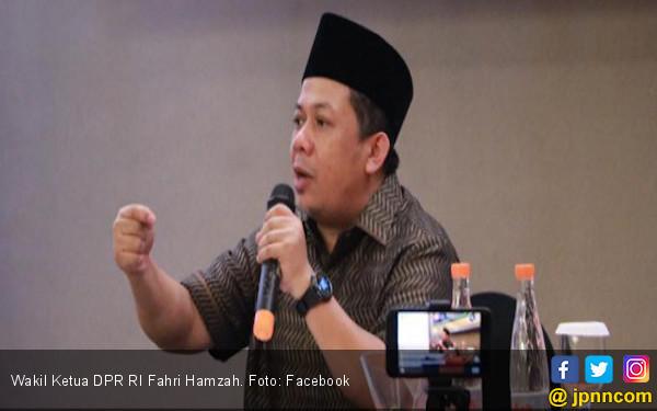 Soal Pernikahan Kahiyang-Bobby, Fahri Hamzah Serang Balik Pengkritiknya