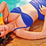 Evelyn Sharma Bikini Stills From GQ India Magazine