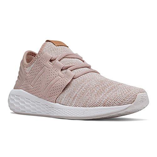 398d04a99c8 New Balance Women s Cruz V2 Fresh Foam Running Shoe Charm 9 B US 2019