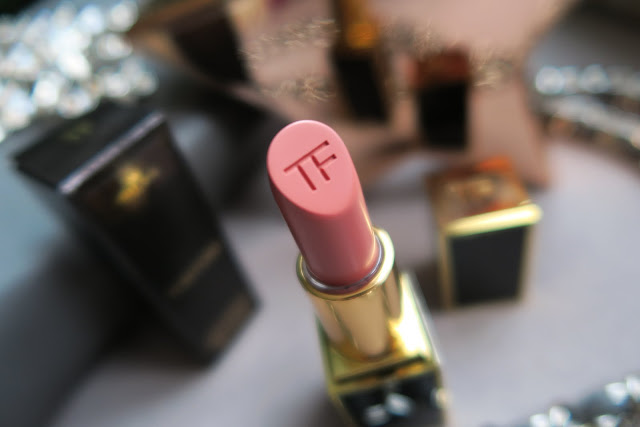Tom Ford Lip Color Matte First Time nude lipstick
