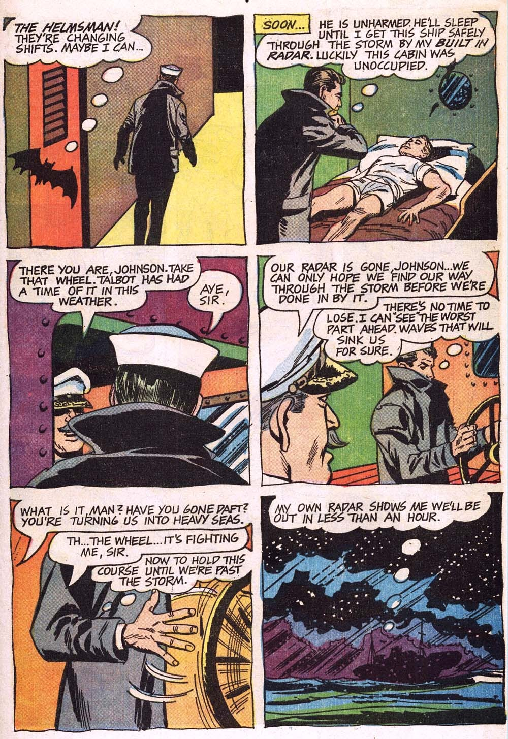 Dracula (1962) issue 3 - Page 9
