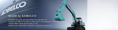 Lowongan Kerja PT.  Daya Kobelco Construction Machinery Indonesia, Pekerjaan: Admin Layanan, Admin Pemasaran, Pelatih