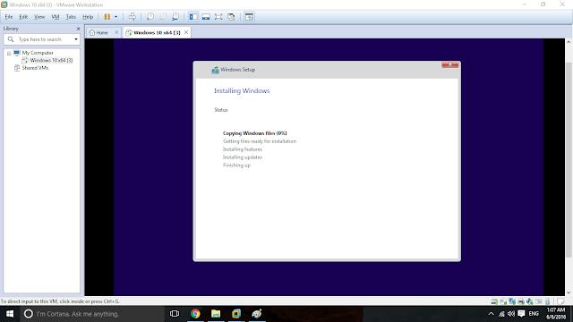 Tạo máy ảo với VMware Workstation - H10