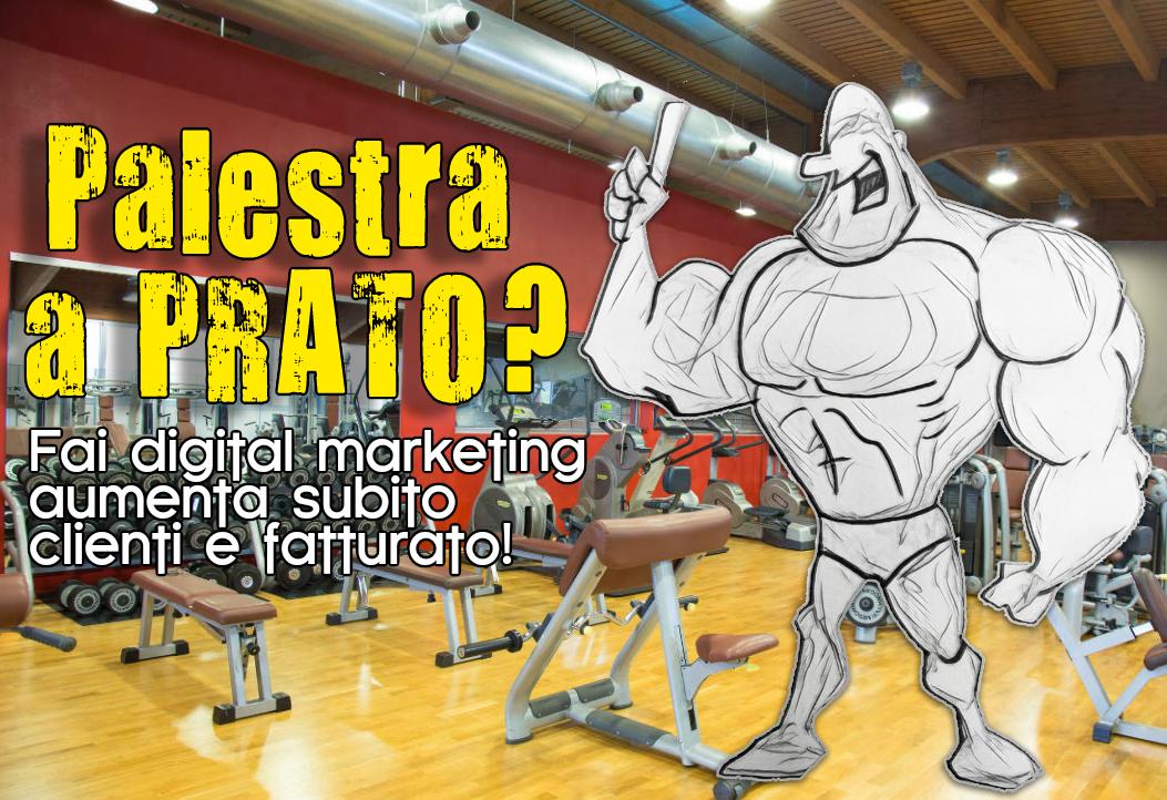 palestre personal trainer fitness marketing prato