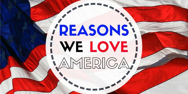 Title Card: Reasons We Love America
