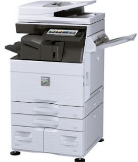 Sharp MX-3550N Printer Driver & Software Downloads