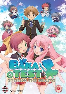 Download Baka to Test to Shoukanjuu Subtitle Indonesia Batch Episode 1 – 13 + OVA