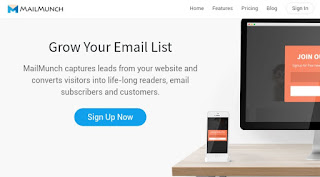 Mail munch Review: Grow your email list